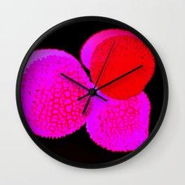 Lychee 3 Wall Clock