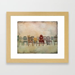 There is Always a Place for You Framed Art Print