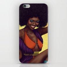 Bennie iPhone & iPod Skin