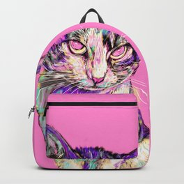 Twitch the Cat Backpack