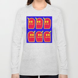 6 Mr. Grubbo And No More Long Sleeve T-shirt