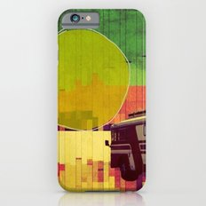going west (ANALOG ZINE) iPhone 6 Slim Case
