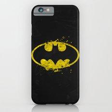 Bat man's Splash Slim Case iPhone 6s