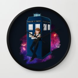 Another kind of Doctor Wall Clock