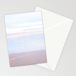Soft Sandy Beaches Stationery Cards