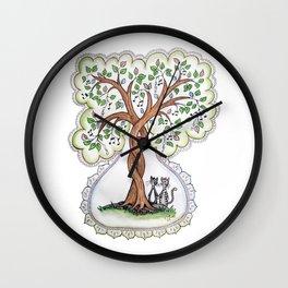 Remedy Wall Clock