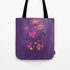 Walker Of the Darkness Tote Bag