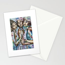 Untitled (The Maids) Stationery Cards