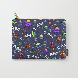 I Am Spaceless Carry-All Pouch