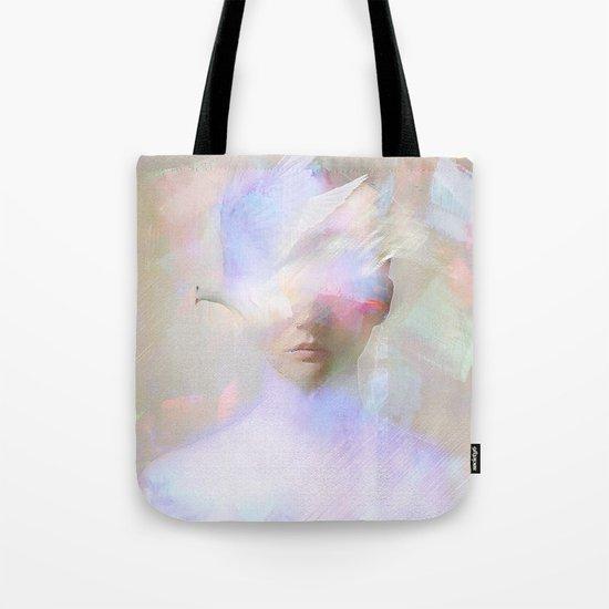 La femme surréaliste  Tote Bag