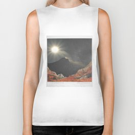 spacy polaroid? Biker Tank