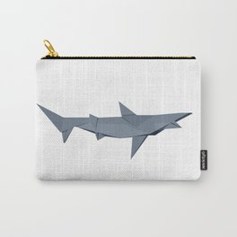 Origami Shark Carry-All Pouch