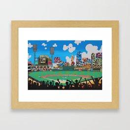 PNC Park Framed Art Print