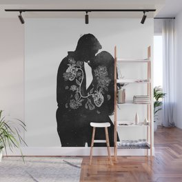 The love inside us. Wall Mural