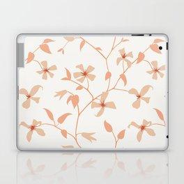 Floral Clematis Vine Laptop & iPad Skin