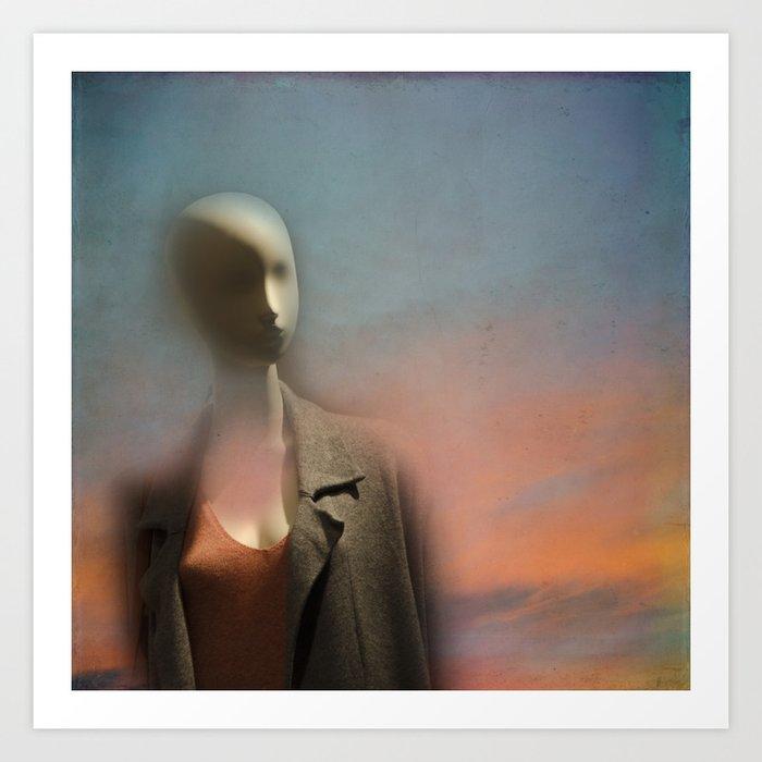 Anonymous Soul Art Print