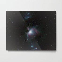 Orion Nebula 1 Metal Print