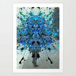 Carry Art Print