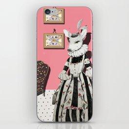 Deer Lady  iPhone Skin