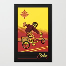 Ride - Counterpart Canvas Print