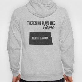 No place like home - North Dakota Hoody