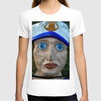 sailor T-shirts featuring Sailor by Fine2art