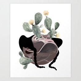 Parch Art Print