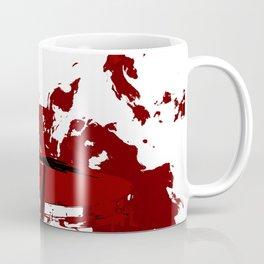 RED SMOKE LIGHT Coffee Mug
