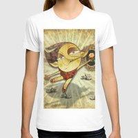 ballet T-shirts featuring Ballet by José Luis Guerrero