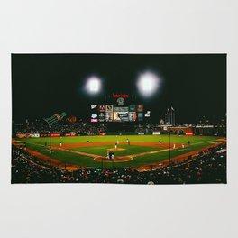San Francisco Stadium Giants Rug