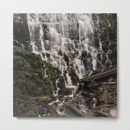 Ramona Falls Metal Print