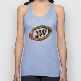 Jeeves and Wooster's Fine Beverages Unisex Tank Top