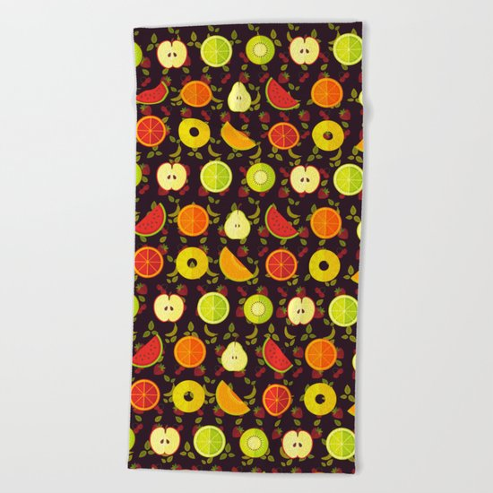 FRUIT Beach Towel