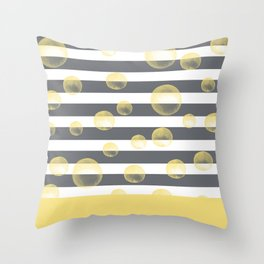 Greatness is still possible Throw Pillow