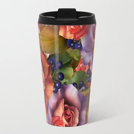 Septembe Roses Travel Mug