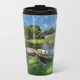 Swan Lake Travel Mug