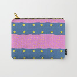 Stars and stripes with a twist Carry-All Pouch