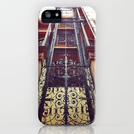 Bradbury Express iPhone Case