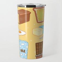 Sweet Breakfast Travel Mug