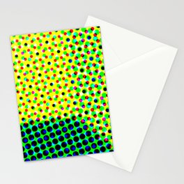 N Dot Stationery Cards