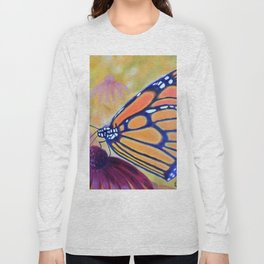 King of butterfly | Le roi des papillons Long Sleeve T-shirt