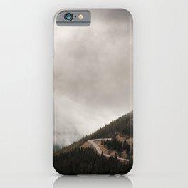 Loveland Pass,Colorado iPhone Case