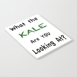 What the KALE are you Looking At? Notebook