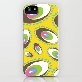 Ovoid Explosion iPhone Case