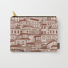 Urbana Terra Cotta Carry-All Pouch