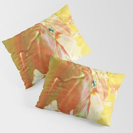 Abstraction - Sunny - by LiliFlore Pillow Sham