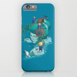Landscaping iPhone Case
