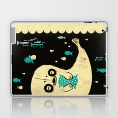 Panda Seal Laptop & iPad Skin