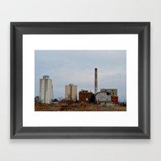 Longmont Framed Art Print