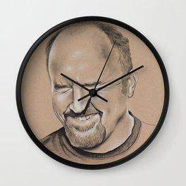 Louis CK Wall Clock